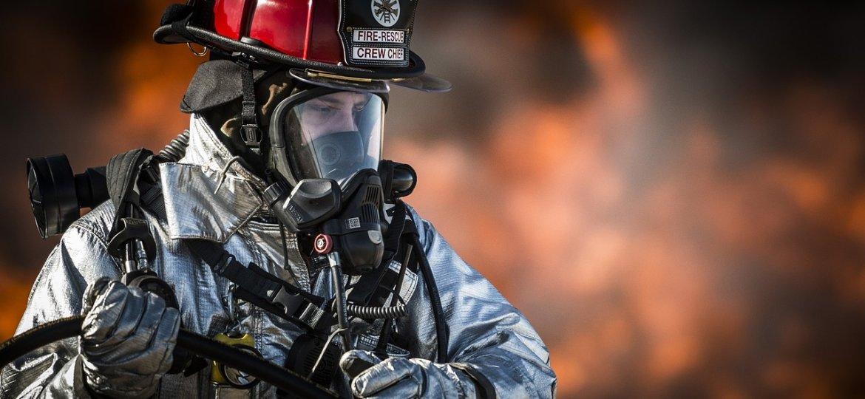 bombero - rol de salvador