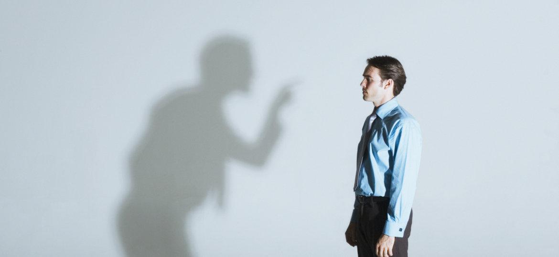 hacer crítica - sombra