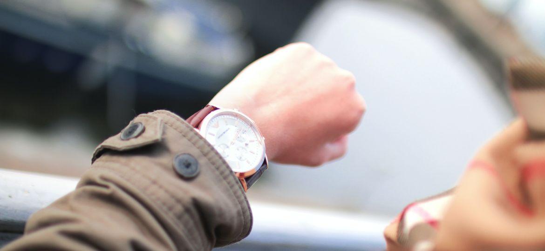 prisas - reloj